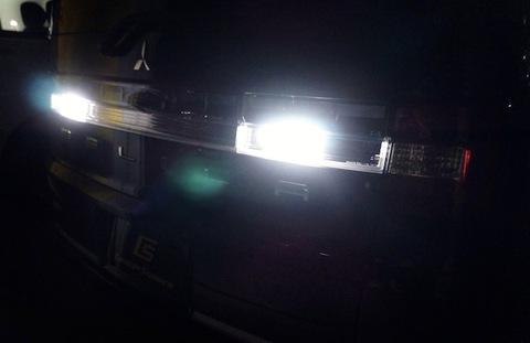 三菱デリカD:5/2835 Epistar LED バックランプ/DELICA D:5