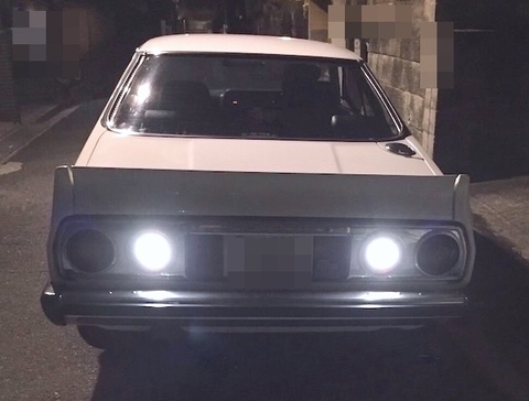スカイラインジャパン/Epistar 2835 Power LED(800LM)バックランプ/KHGC210