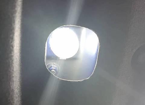 NISSAN GT-R/monster 3014 H.L LED(20pcs) 350LM/色温度別 )トランク灯 (ラゲージルーム) /GTR R35(2020~)