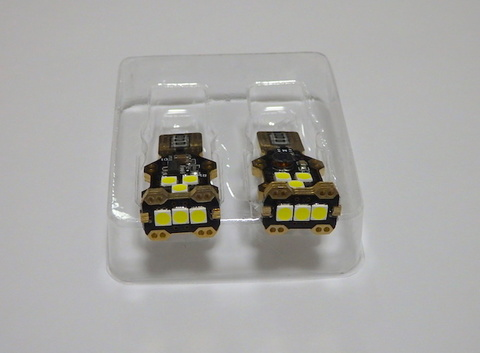 T16・バックランプ専用/Epistar 3030 monster LED(9pcs)/800LM・6500K