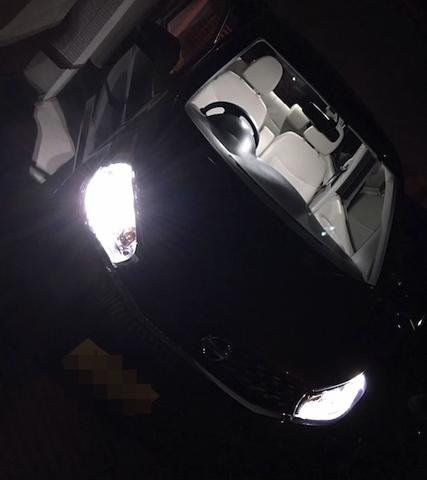 Nissan DAYZ/OSRAM LED-DURIS S5(150LM)ポジションランプ/日産デイズ B21W