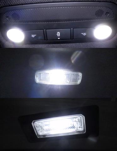 アウディTT/LED (COB & SMD) ルームランプセット/AUDI TT(8JCCZF)