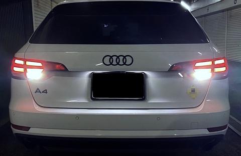 アウディA4/バック(リバース)ランプ/CSP2020・1200LM/AUDI A4/S4・8W (B9) セダン/アバント