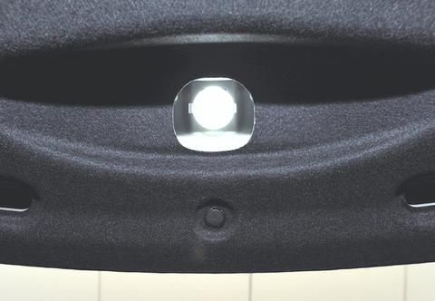 NISSAN GT-R/POWER COB LEDトランク灯 (ラゲージルーム) /GTR R35(2014〜)