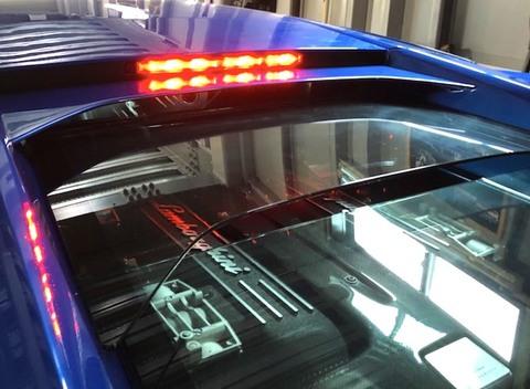 Lamborghini Murcielag/Epistar 2835 Power LEDハイマウントストップランプ/ランボルギーニ ムルシエラゴ・ABA-BE537