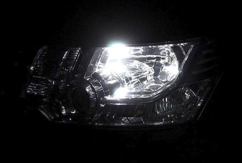 三菱デリカD:5 ポジションランプ /Epistar 3030 Power LED(9pcs) 400LM/DELICA D:5