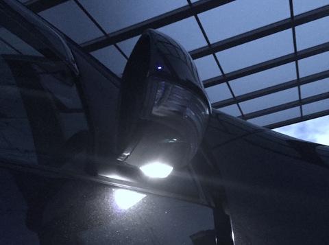 フォルクスワーゲン ゴルフ5/LED (SMD)ドアミラーウエルカムランプ/Golf 5 GT・GTI(1K#)