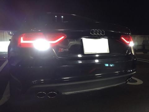 アウディ A5・S5 スポーツバック 8T (B8)/バック(リバース)ランプ/Monster LED/AUDI  A5・S5 Sportback 8T (B8)
