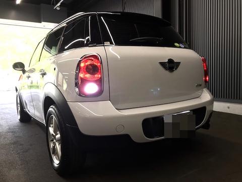 BMW MINI CROSSOVER/バック(リバース)ランプ/LG1818 CSP Power LED(1200LM)ミニ クロスオーバー・R60/前期・後期