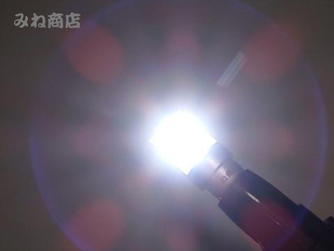 T10 /5W MA3-9 LED/ホワイト 6000K(ちらつき点灯/ゴースト点灯/幽霊点灯防止用)単品1個
