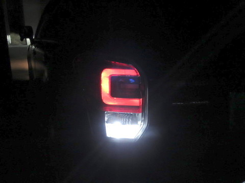 SUBARU FORESTER/3030 Monster LED(800LM)バックランプ/フォレスター(SJ系)