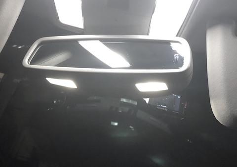 メルセデスベンツ Sクラス W221前期/Epistar 3030 monster LED ミラーマップランプ(フロント読書灯)Benz-S/W221前期