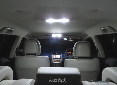 アベンシス SMD5050フロント&リアルームランプ!! AVENSIS/ZRT272W