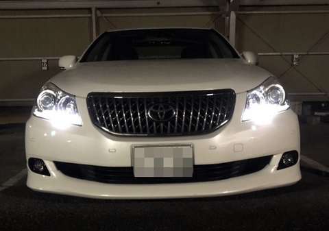 20系マジェスタ/ポジションランプ Epistar 3030 Power LED(9pcs) 400LM /200 CROWN MAJESTA/URS206・UZS207