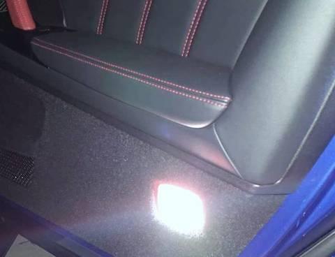 NISSAN GT-R/monster 3014 H.L LED(20pcs) 350LM/色温度別 ドアカーテシランプ/GTR R35(2020~)