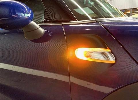 BMW MINI/LEDサイドターンインジケーターランプ(サイドマーカー)F57 コンバーチブル