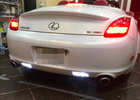 LEXUS SC/2835 Epistar LED バックランプ/UZZ40