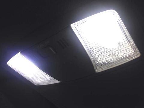 NISSAN FAIRLADY Z/LED(COB) ルームランプ/フェアレディZ(Z34・HZ34)