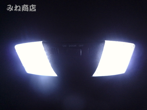 NISSAN GT-R/POWER COB LED ルームランプ/GTR R35 (2007~)
