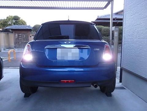 BMW MINI/LEDバックランプ(リバース)R56 ONE/Cooper/Cooper S/前期