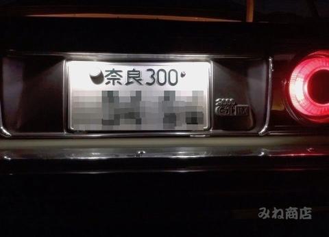 スカイラインジャパン/5050 Power LED(SMD) ナンバー灯/KHGC210
