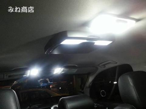 米国トヨタ タンドラ/最新LED(SMD)ルームランプセット/US TOYOTA TUNDRA/SR・SR5