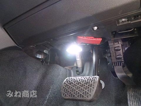 メルセデスベンツCLAクラス C117・X117/Epistar 3030 monster LEDフロント&リアフットランプ/MercedesBenz-CLA(C117・X117)