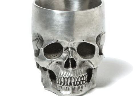 BOFP-210/Skull-shot glass2(受注生産品)