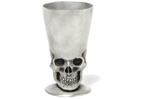 BOFP-205/Skull-beer glass(受注生産品)