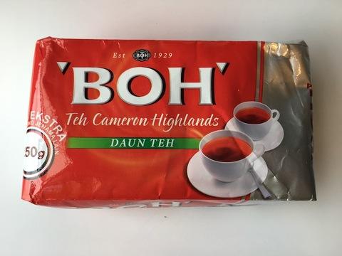 クラシック BOH リーフティー 250 g