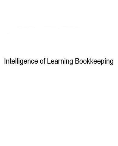 簿記短期合格勉強方法+α(Intelligence of Learning Bookkeeping) ※PDFファイル