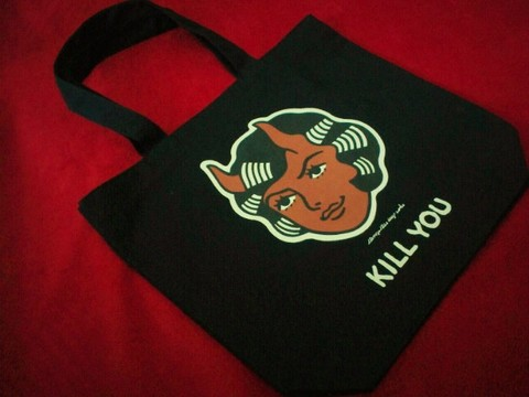KILL YOU / Tote Bag