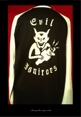 Evil Ignitors  /  Long  Sleeve