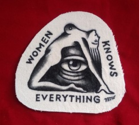 WOMEN KNOWS EVERYTHING  WAPPEN