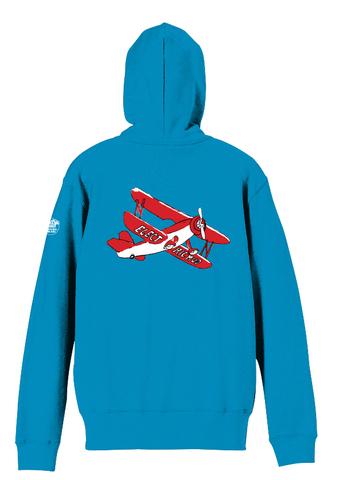 LongHoneymoonパーカー(青)