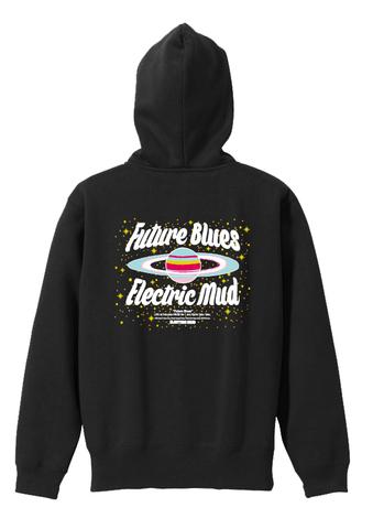 Future Bluesパーカー(黒)