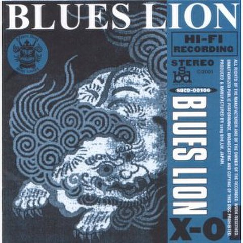 X-01/BLUES LION