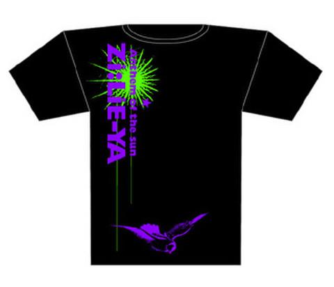 Free Bird Tシャツ(黒)