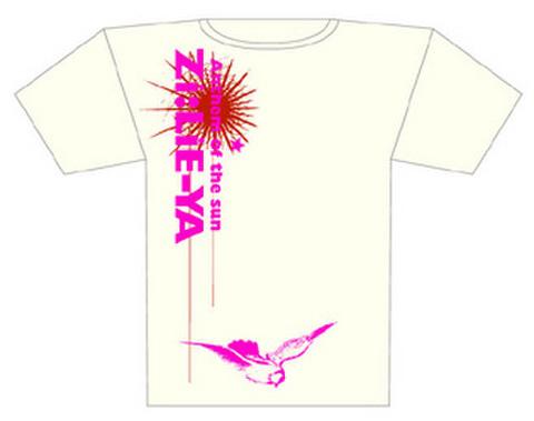 Free Bird Tシャツ(白)