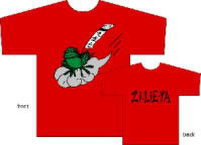 Zi:LiE-YA Tシャツ(赤)