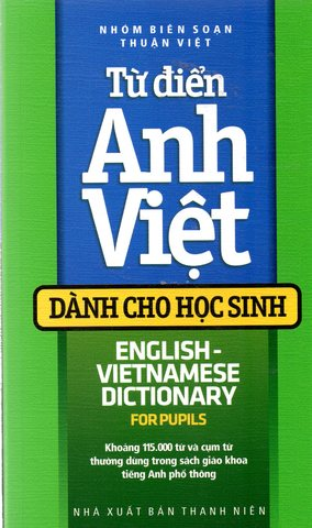 English-Vietnamese Dictionary