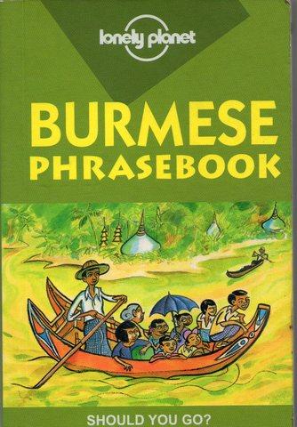 BURMESE PHRASE BOOK