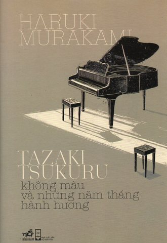 Khong mau Tazaki Tsukuru色彩を持たない多崎つくると、彼の巡礼の年