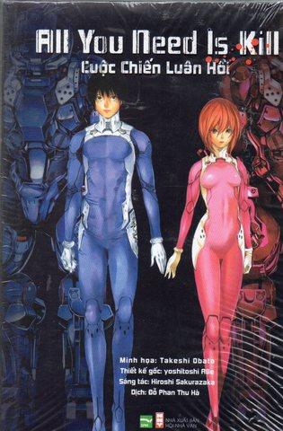All You Need Is Kill - Cuộc Chiến Luân Hồi (Light Novel) - Tặng Kèm 01 Postcard (Số Lượng Có Hạn)