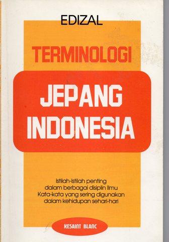 Terminologi Jepang Indonesia