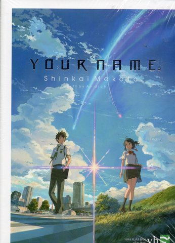 Your Name - Kèm Postcard