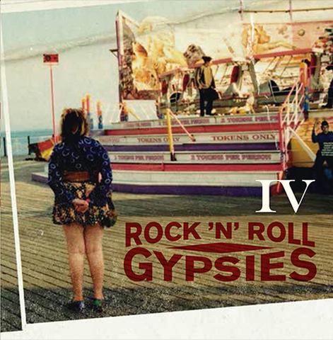 ROCK'N'ROLL GYPSIES 4thアルバム 「Ⅳ」