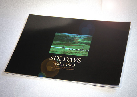 写真集SIXDAYS Wales 1983