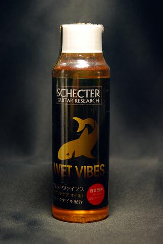 SCHECTER WET VIBES (ウェットヴァイブス) WV-26 指板オイル