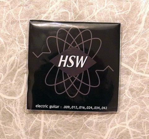 "HondaSoundWorks 09-42 Electric Guitar""PREMIUM STRINGS"" 【全国送料一律¥500-】※沖縄・離島を除く"